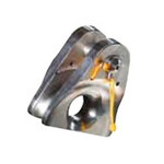 Karver KF5 3:1 Drum Friction Sheave