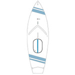 Laser Performance Sunfish Cockpit Trim, White