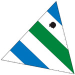 Laser Performance Sunfish Recreational Sail, Mackinaw
