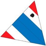 Laser Performance Sunfish Recreational Sail, Olympic