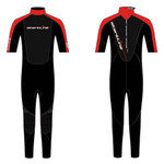 NeilPryde Sailing Startline Short Sleeve Junior