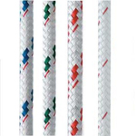 New England Ropes Sta-Set (White and Flecks) 5/8""