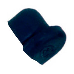 """Navtec Rubber Plug for N740-06 (430.06) Backing Plate For 3/16"""" Wire"""