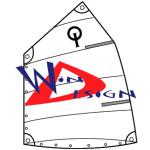 Optiparts Sail, WinDesign Durarace Lite (under 100 lbs)