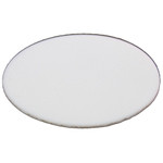 Optiparts Mast Step disk, White Teflon