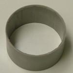 Optiparts Protector sleeve or mast, grey racing