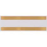 Optiparts Sailband Sticker (Gold for black masts)