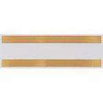 Optiparts Sailband Sticker (Gold for black masts)