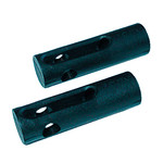 Optiparts Top Plugs, plastic, sold in pairs