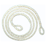Optiparts Halyard line, 3mm Vectan with 2 spliced loops