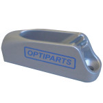 Optiparts Clam Cleat, aluminum for silver mast