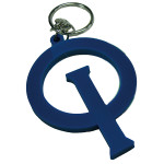 Optiparts Opti key ring blue