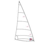 WinDesign Sails, I420 Jib
