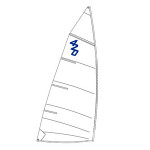 WinDesign Sails, I420 Main
