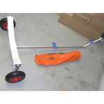 WinDesign Dolly for the Laser, ProRacer model, compacts into small bag