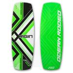 Ocean Rodeo Origin Freeride Board 142cm x 47cm Green