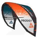 Ocean Rodeo Prodigy Free Ride 5m Kite Orange
