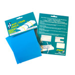 PSP Anti-Chafe Patch, 4 sheets Clear