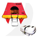 Revere Coastal Elite 6 Person Liferaft Container (no cradle) 45-CE6C View