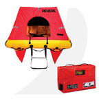 Revere Coastal Elite 8 Person Liferaft 45-CE8V View