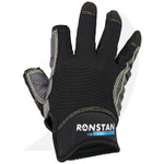Ronstan Sailing Gear Sticky Race Glove 3 Finger CL740 Front