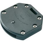 Ronstan Large Batten Pocket End Black, 8 x 50mm int