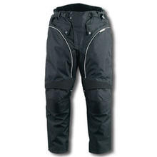 Closeout waterproof black  insulated (Unisex) motorcycle biker  snowmobile pants 4XL only