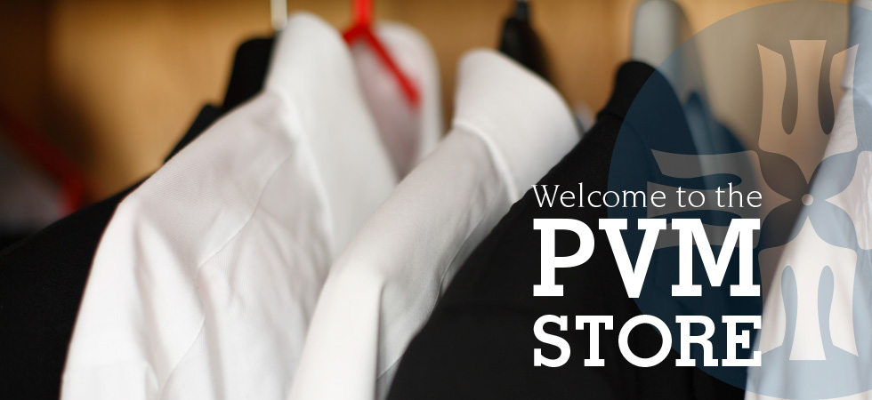 Welcome to the PVM Store