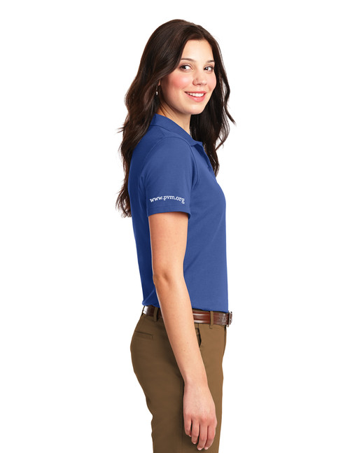 Classic Polo (Stain-resistant polo) Royal Sleeve