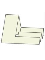 Side Step Card - French Vanilla 10pk