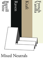 Side Step Card - Neutrals