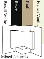 Book Step Card - Neutrals