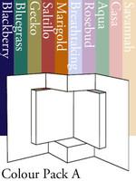 Book Step Card - Colour Pack A