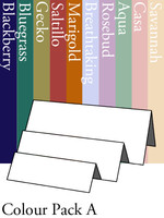 Tri-Fold Right - Colour Pack A