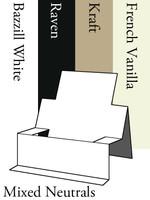 Chair Step Card - Neutrals