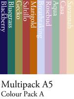 A5 Multi A - 10 Pack