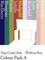Mantel Step - Colour Pack A