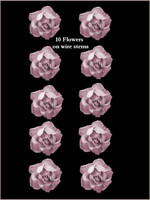 45145 Bridal Rose Dusty Pink