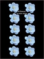 42280 Blossoms Soft Blue