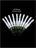 60110 Lavender White