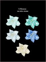 62050 Lillies Blue SET