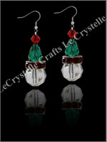 Swarovksi Elf Earrings