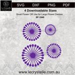 SF-1040 Flower Centre
