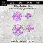 SF-1065 Flower Centre