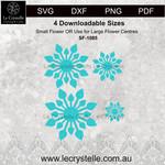 SF-1085 Flower Centre