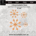 SF-1090 Flower Centre