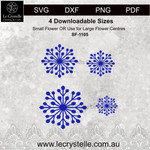 SF-1105 Flower Centre