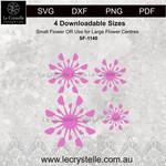 SF-1140 Flower Centre
