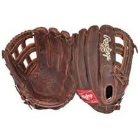 "Rawlings Heart of the Hide Outfield 12.75"" Glove (Right Hand Throw Only)"