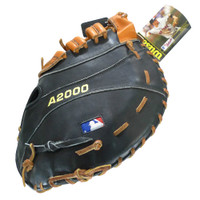 Wilson A2000 Pro-Stock First Base Glove (Left-Hand Throw Only)